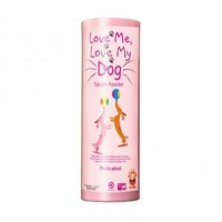 Raid All Love Me Love My Dog Talcum Powder - Medicated
