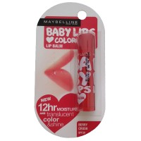 Maybelline Lip Balm : Baby Lips Loves Color Berry Crush 100% Original