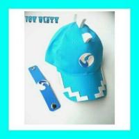 Topi Anak Boboiboy (Ice Blaze) Topi anak laki laki