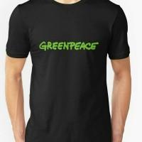 Kaos/Baju/T-shirt GREENPEACE