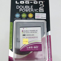 harga Baterai/battery Logon Double Power Lenovo A1000/a2010 Tokopedia.com
