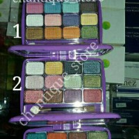 mirabella eyeshadow kit/eyeshadow palet