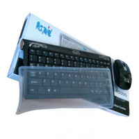 Keyboard + Mouse Mini Wireless Rapid R5000