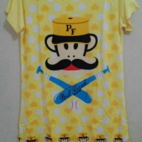 Dasrer Paul Frank Moustache