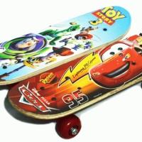 skateboard anak medium tanggung skate board papan luncur seluncur moti