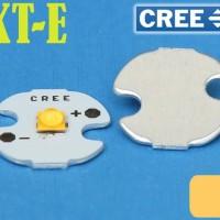 harga Cree XT-E LED Warm Emitter USA 16mm Aluminium Base 1.5A Tokopedia.com