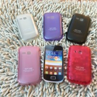 SOFTCASE SILICONE SGP FOR SAMSUNG S6500/GALAXY MINI 2