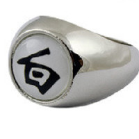 Ring Akatsuki Konan NARUTO cincin Cosplay acc Import Taobao