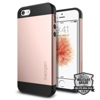 SPIGEN Slim Armor iPhone 5 / 5S / SE - Rose Gold