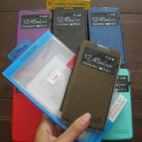 Flipshell / Leather Case / Dompet HP Lenovo A2010