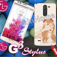 Premium Garskin custom LG G3 stylus, & macam tipe hp lainnya