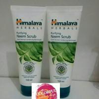 Himalaya Herbals Purifying Neem Face Scrub