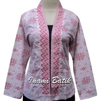 Blazer Batik Wanita (kode E3)