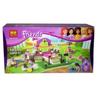 Lego Bela Friends 10159 Heartlake Dog Show