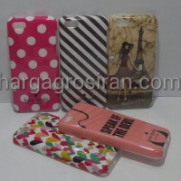 Kate Spade Iphone 5c - Softshell / Silikon Motif / Back Case / Cover