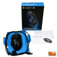 Logitech G402 Mouse Gaming / Game / USB / Hyperion Fury