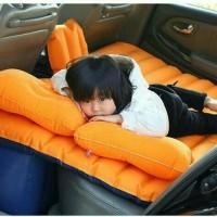 KASUR MATRAS ANGIN MOBIL BAHAN OXFORD INFLATABLE BED MULTIFUNGSI