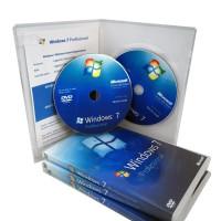 Windows 7 Professional Lisensi OEM Original + DVD Box