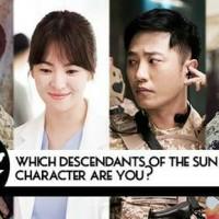 Serial Korea Decendant of the sun / by request