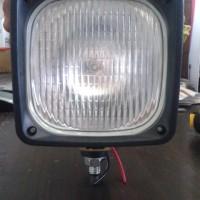 Lampu Kotak / Lampu Kerja / Work Lamp / Fog Lamp / Tambahan 12V Clear