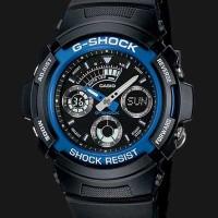 JAM TANGAN PRIA CASIO G SHOCK AW-591-2ADR ORIGINAL