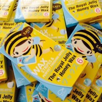 Jual Terpopuler Royal Jelly Honey Wax Obat Penghilang Pencabut Bulu Murah