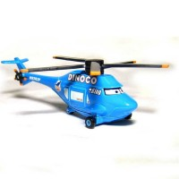 Diecast Helicopter Dinoco