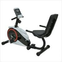 alat olahraga fitness RECUMMBENT untuk terapi dan diet langsing