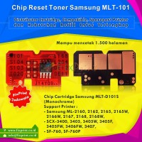 Jual Chip Samsung MLT-101 MLT-D101S , Chip Reset MLT-101 Printer ML-21