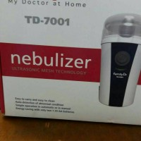 ULTRASONIC NEBULIZER FAMILY DR TD 7001
