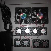 cooling fan ps3 fat rakitan 10 kipas