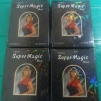 Jual Tissue/Tisu Super Magic Man 4 kotak/Isi 24 Sachet Murah