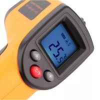 Jual Thermogun Thermometer Gun Termometer Infrared Digital Pengukur Suhu Murah