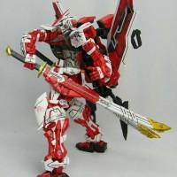Gundam Gunpla MG 1/100 Astray Red Frame / Master Grade ARF