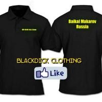 harga Polo Shirt Baikal Makarov Rusia Tokopedia.com