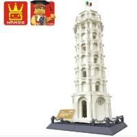 harga Brick WANGE 8012 - The Leaning Tower of Pisa - Murah Tokopedia.com