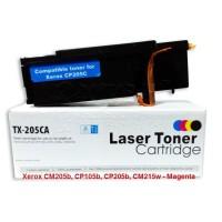 Kartrid/Cartridge Toner Laserjet Xerox CP105b/CP205/CM215W MAGENTA