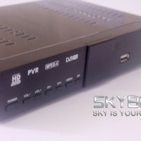Jual Set Top Box DVB T2 SKYBOX + GRATIS Kabel Loop Out Murah