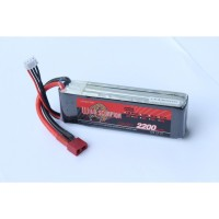Lipo Wild Scorpion 2200mah 3s 11,1v 25c Lipo Battery