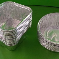 Aluminium foil/cetakkan cetakan kue/macaroni schotel/klappertart