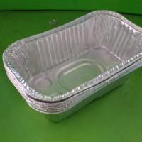 Cetakan/cetakkan aluminium foil kue/macaroni schotel/klappertart big