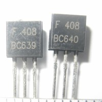 Transistor BC639 NPN High Current Audio Transistor VCES 100 Vdc
