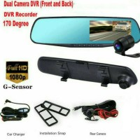 Kamera spion mobil Full HD 1080 + Dasbor cam vehincle blackbox DVR