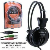 Headphone Bass M-Tech