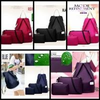 Tas Ransel D8803 Import Fashion Korea Bag Murah Batam Grosir Supplier