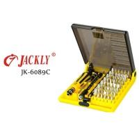 Jackly 45 In 1 Precision Screwdriver Professional - JK-6089C
