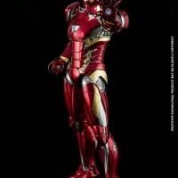 King Arts Diecast Civil War 1/9 Iron Man Mark 46