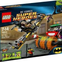lego 76013 super heroes the joker steam roller