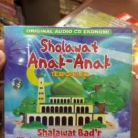 CD EKONOMIS V.A. - SHOLAWAT ANAK-ANAK TERPOPULER