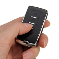 Timbangan Mini Digital Saku Emas Model Gantung Kunci Alarm Mobil Motor